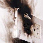 Phòng chống cháy nổ khi sử dụng điện
