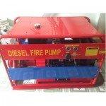 Hướng dẫn sử dụng máy bơm cứu hỏa Diesel