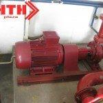 Hệ thống máy bơm chữa cháy cho Công ty cổ phần chè Sông Lô – Tuyên Quang