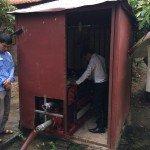 Bảo dưỡng hệ thống bơm cứu hỏa khu di tích Đền Trần – Nam Định