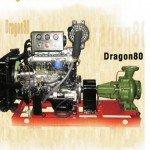 Bán máy bơm cứu hỏa Hyundai Dragon80