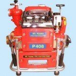 Máy bơm cứu hỏa Rabbit – P408