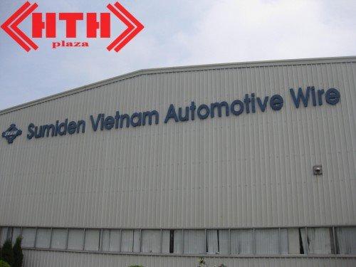 Nhà máy sản xuất dây cáp oto lớn nhất Việt Nam