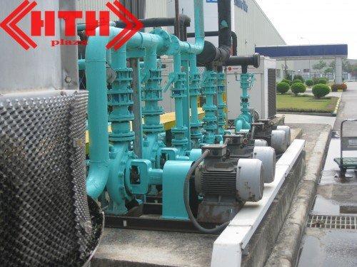 Nơi lắp đặt hệ thống PCCC cho toàn nhà máy