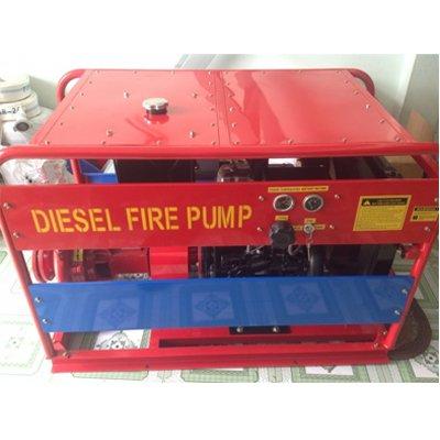 Lựa chọn máy bơm cứu hỏa chạy nhiên liệu Diesel