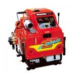 Máy bơm cứu hỏa Shibaura Auto ZMAX